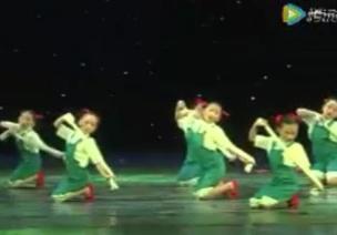 中班六一情景舞蹈 | 劳动最光荣
