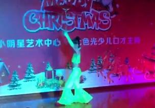 大班独舞 | 傣族小姑娘