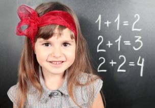 数学启蒙=数数和加减?学龄前数学知多少?