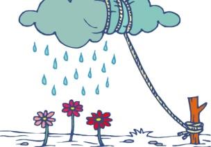 优秀教案 | 中班科学领域科学活动《多变的天气》