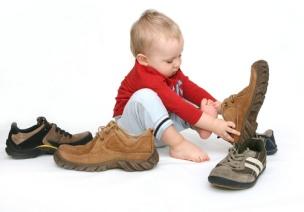 优秀教案 | 中班社会领域活动《鞋子游戏真有趣》