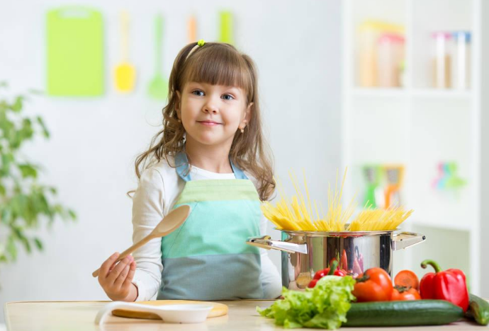 春末夏初,幼儿饮食与保健