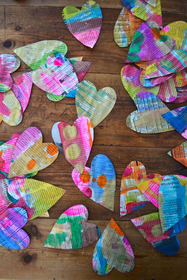 区角 | 五大类美工区投放材料,让娃们过一个丰富多彩的母亲节