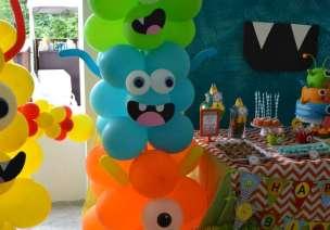 会场布置 5种party主题,实用,有趣,让你的六一乐翻天!