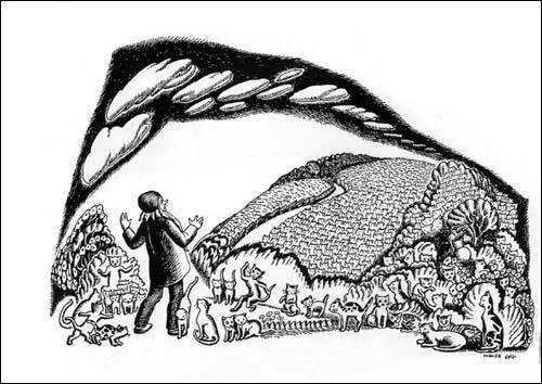 解读绘本 | 绘本中的插画,你都知道哪些风格?