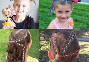 六一儿童节,20款拉轰发型,打造光彩夺目星萌娃