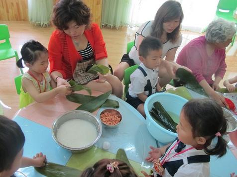 节日活动 | 端午节亲子活动方案——亲子情,粽香飘