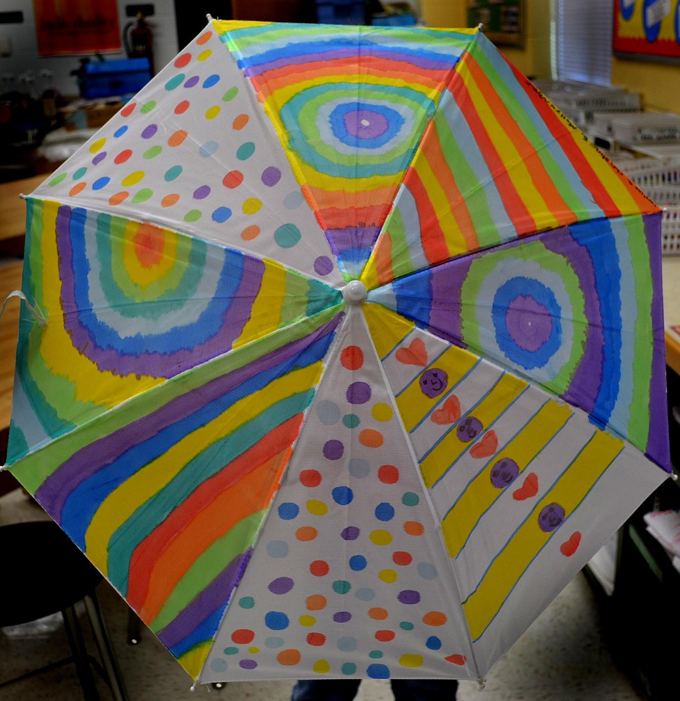 毕业活动 | 10个大型美术工程,用色彩和美打造最难忘的回忆