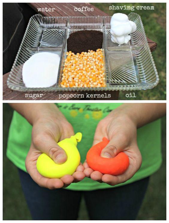 减压玩具 | 气球里的水晶宫和小宇宙,最适合夏天的冰爽感官游戏