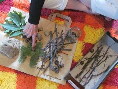 感官游戏 | 和夏季花草做朋友,把山林水泽搬进你的感官箱!