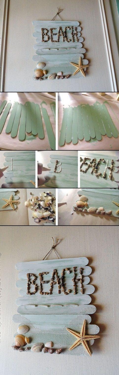 Beach Hut Decor Gifts