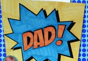 父亲节贺卡 | 告别老气无聊,给不同性格的老爸不同的惊喜!