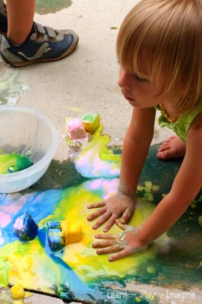创意美工与感官游戏的绝妙组合,这个夏天千万别错过!