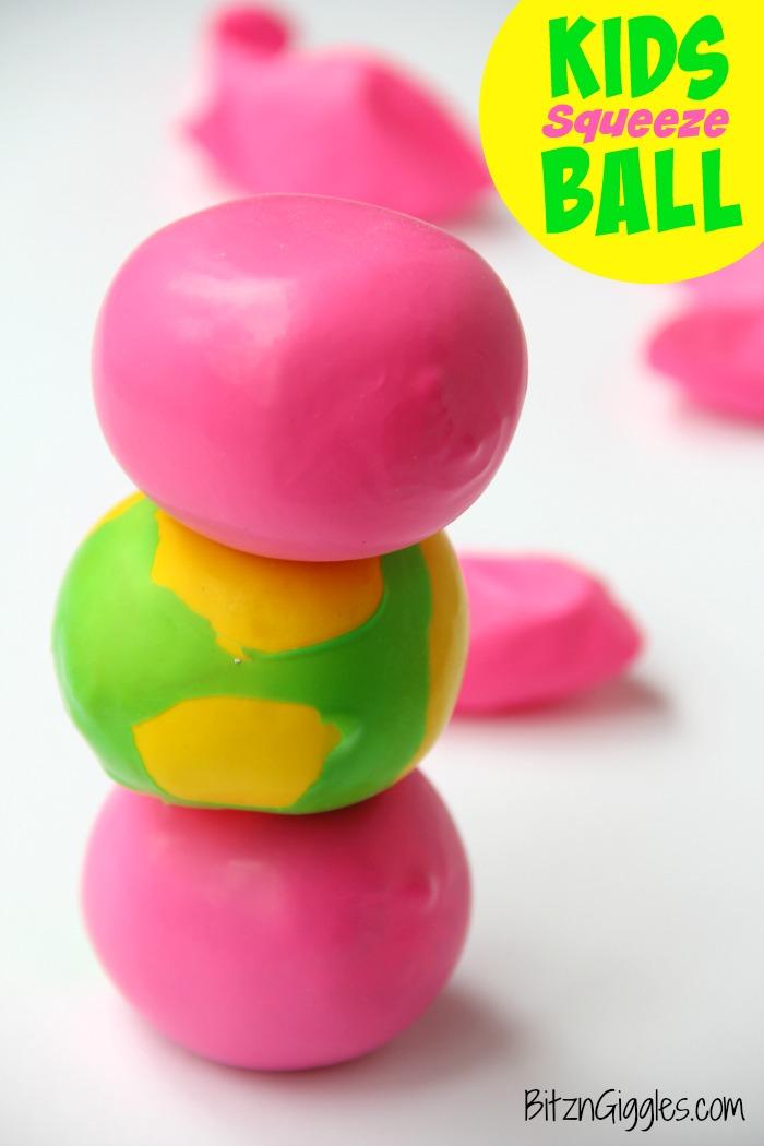 减压玩具 | 气球你竟然是这样的感官减压球!又软又萌超好捏