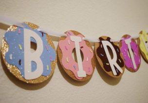 甜甜圈主题环创 | 适合小班、中班,让教室充满甜蜜的味道~