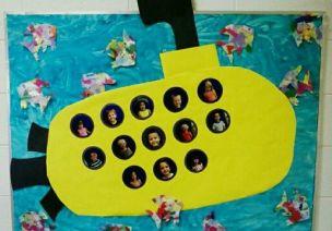 毕业环创   7款毕业主题墙,和孩子们一起留住时光,拥抱未来