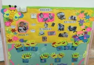 主题墙   小班主题墙&区角创设《有趣的夏天》