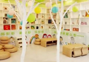 环创   让孩子爱上阅读,从环境创设开始