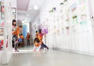环创+游戏   老师这样布置室内环境,不用去户外也让孩子玩嗨