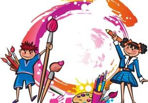 夏季教案 | 小班艺术领域创意美术活动《水枪喷画》