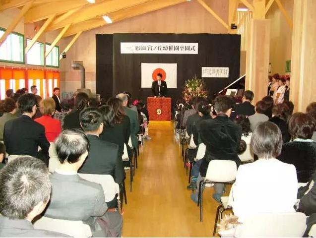 毕业典礼 | 日本幼儿园的毕业典礼,原来更注重这些