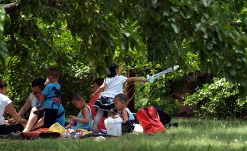 暑期家庭活动 | 带孩子一起重拾童年的快乐