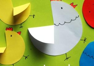 手工 | 一秒做出立体折纸,啥都没有,就是简单!