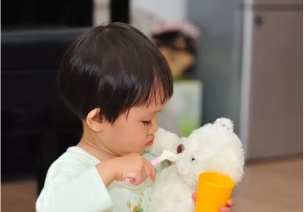語言智能 | 提高2-3歲語言能力的小游戲,讓寶寶伶牙俐齒