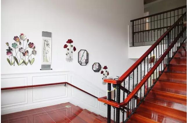 走廊环创 | 徜徉在如此雅致的走廊,转角遇见美