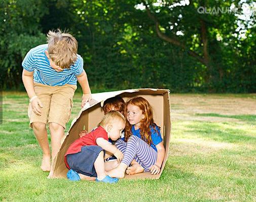 教育随笔 | 如何在户外体育游戏中培养大班幼儿的合作能力