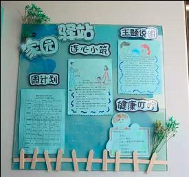海洋风主题环创 | 全屋环创灵感,让你的班级环境焕然一新!