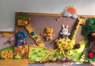 主题墙 | 新学期,新生班级装饰性墙面已为你准备好,请来领取