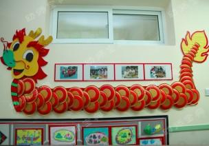 中国风主题 | 教室全屋环创设计