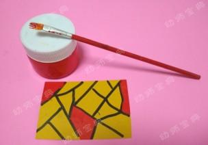 小班绘画 | 超适合小班的水粉画教程,你造吗?