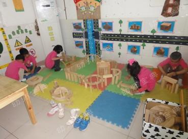 区角布置 | 中班区角环境的创设与实施