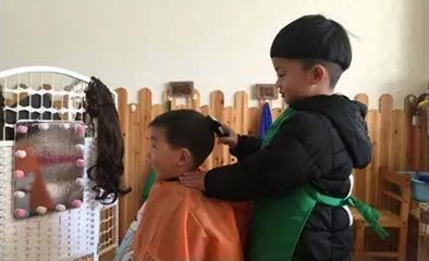 角色区 | 角色扮演之美发屋