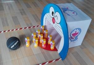 戶外 | 戶外體能區小中大班自制玩教具