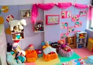 角色区 | 角色扮演之娃娃家
