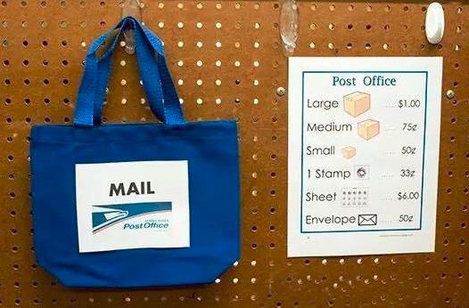 角色区 | 角色扮演之邮局