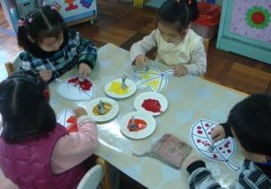 小班半日活动计划——好吃的水果拼盘