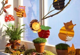 秋季環創 | 繽紛季節里一觸即發的小靈感,帶給你最別致的環創