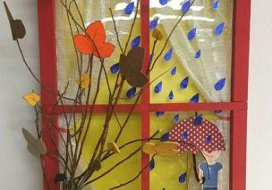 秋季环创 | 缤纷季节里一触即发的小灵感,带给你最别致的环创