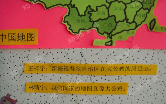 主题墙 | 中班主题墙创设《走进维吾尔族》