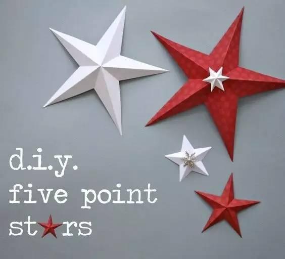 国庆节手工 | 这才是最有创意的4款国庆创意手工