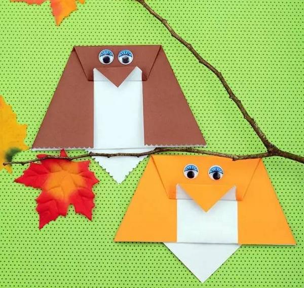 手工 | 初秋做这些手工,让我们的教室秋意渐浓