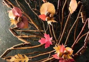 手工 | 秋季手工的N種創意,把最美的季節留在我們班