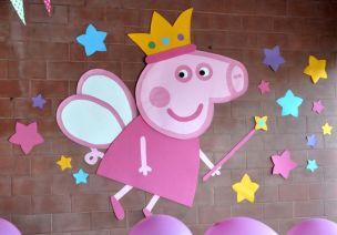 小班环创 | 最适合中小班的《小猪佩奇》主题环创来啦!