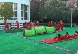 消防日活动 | 大班健康领域体育活动《我是小小消防员》