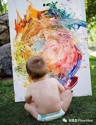 深度分析 | 0——8岁的孩子,每个阶段,到底在画什么?