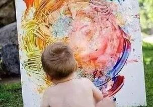 深度分析 | 0——8歲的孩子,每個階段,到底在畫什么?